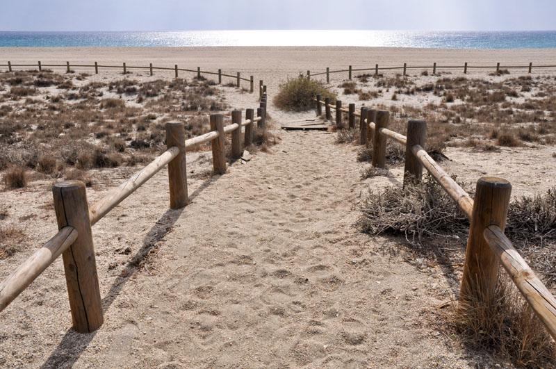 Strand San Miguel de Cabo de Gata