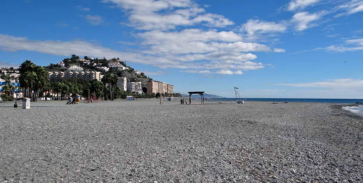 Strand Puerta del Mar / Fuentepiedra
