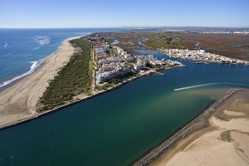 Strand Isla Canela