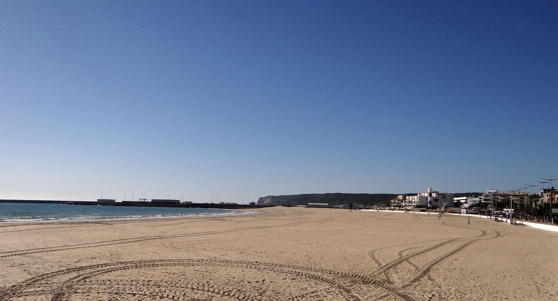 Strand El Carmen Barbate