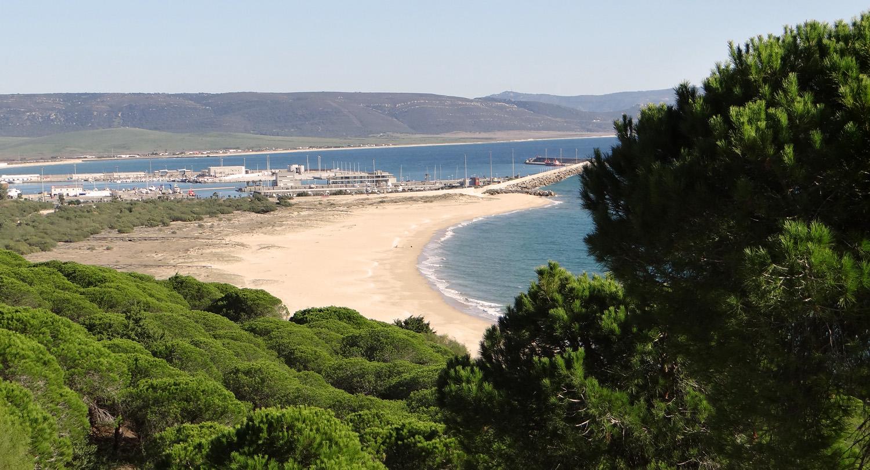 Strand Hierbabuena Barbate