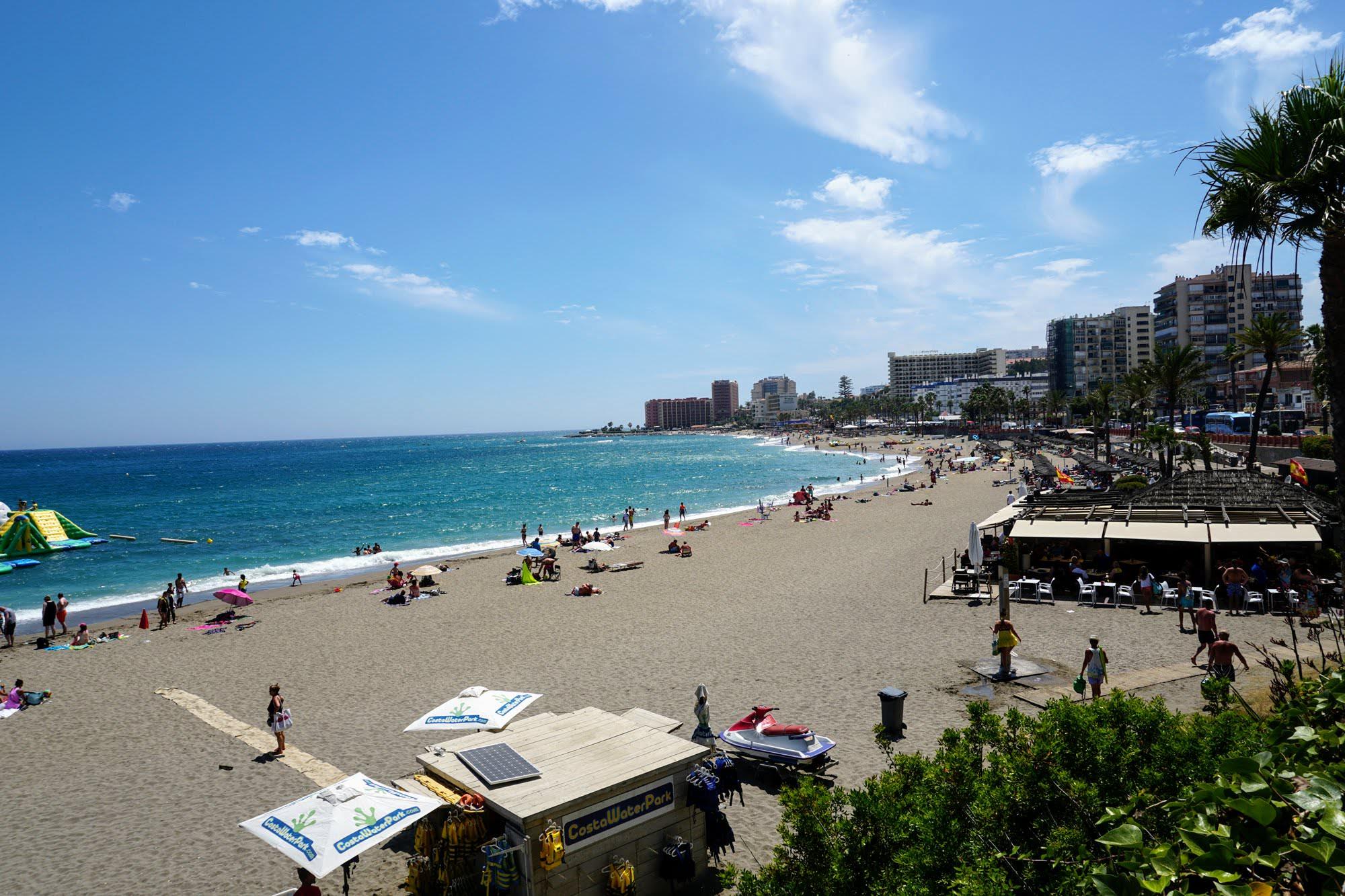 Strand Arroyo de la Miel
