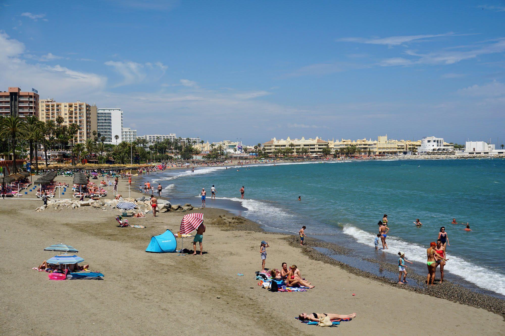 Strand Santa Ana
