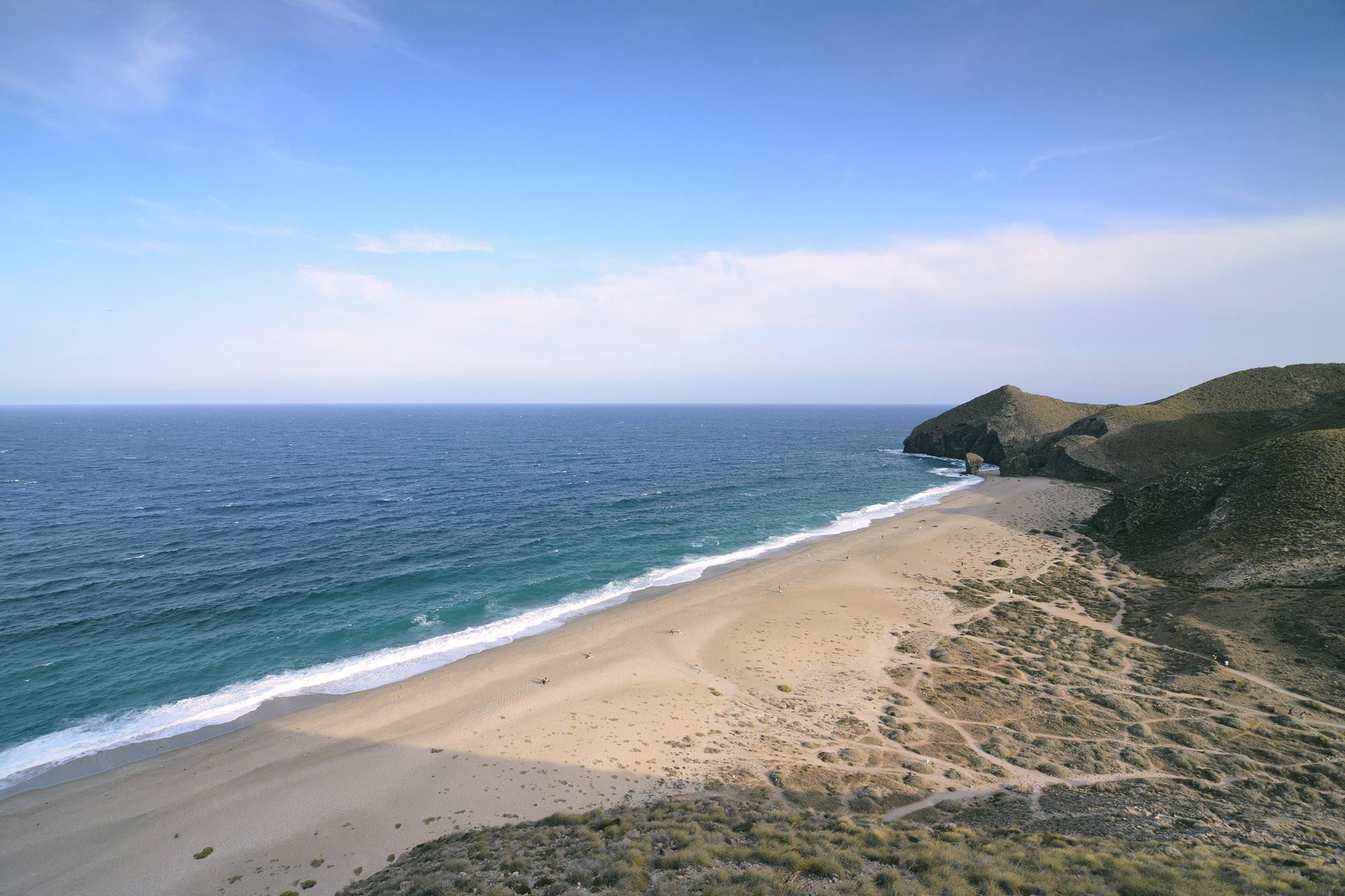 Costa de almer a bilder fotos andalusien 360 for Gimnasio 360 roquetas de mar