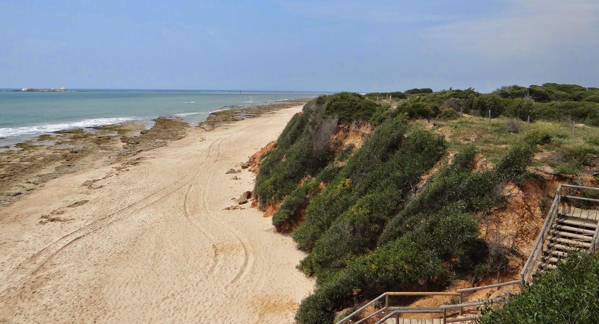 Strand Punta de Piedras Chiclana
