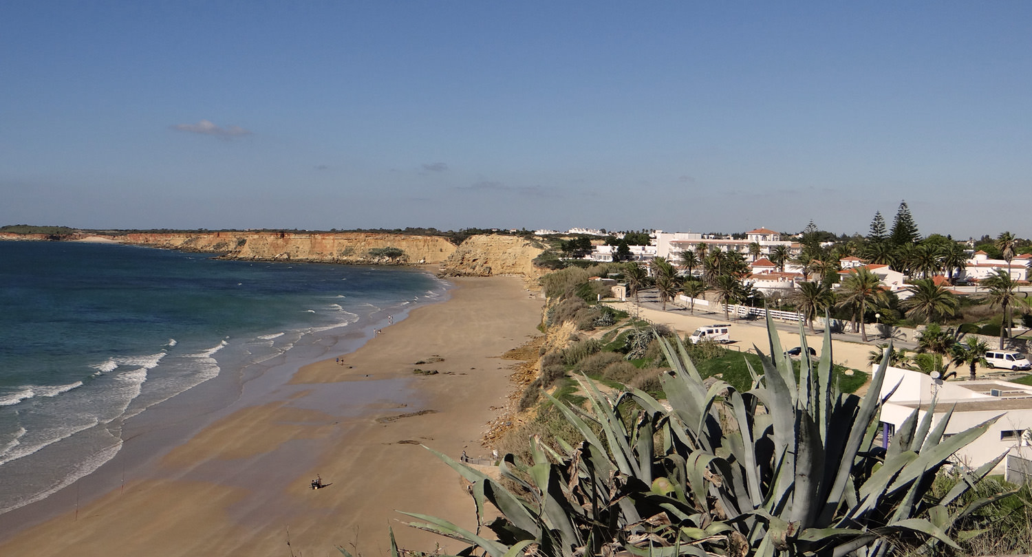 Strand Fuente del Gallo Conil