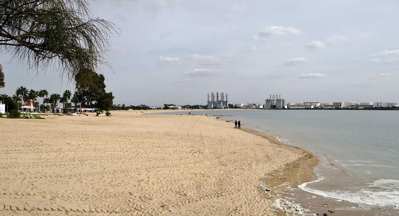 Strand La Puntilla El Puerto de Santa María