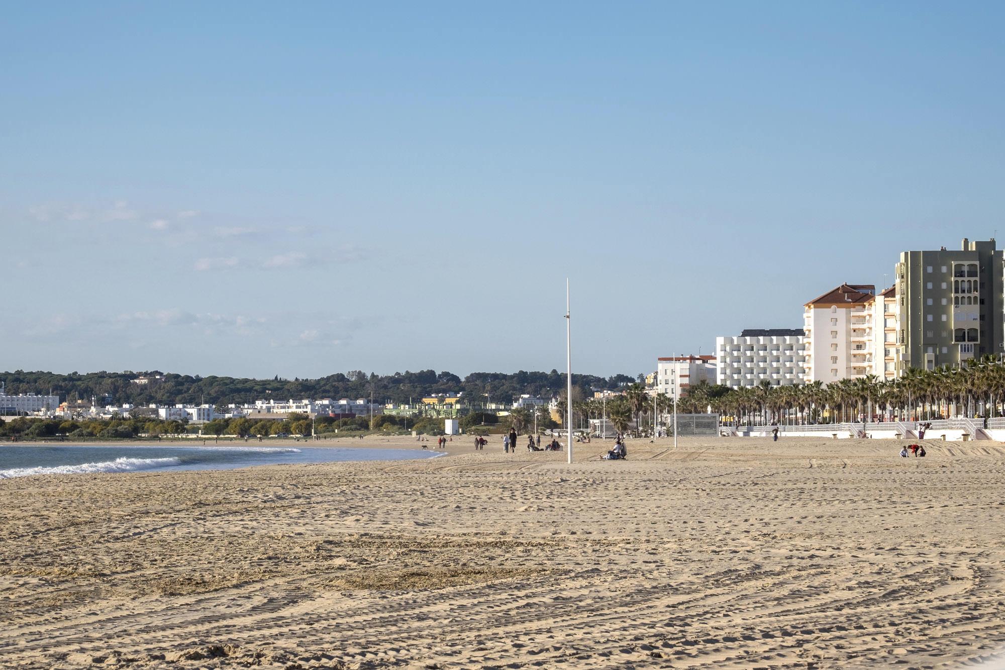 Strand Valdelagrana