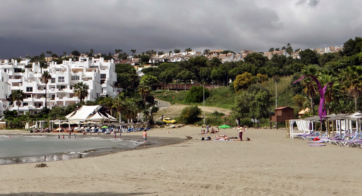 Strand El Cristo Estepona