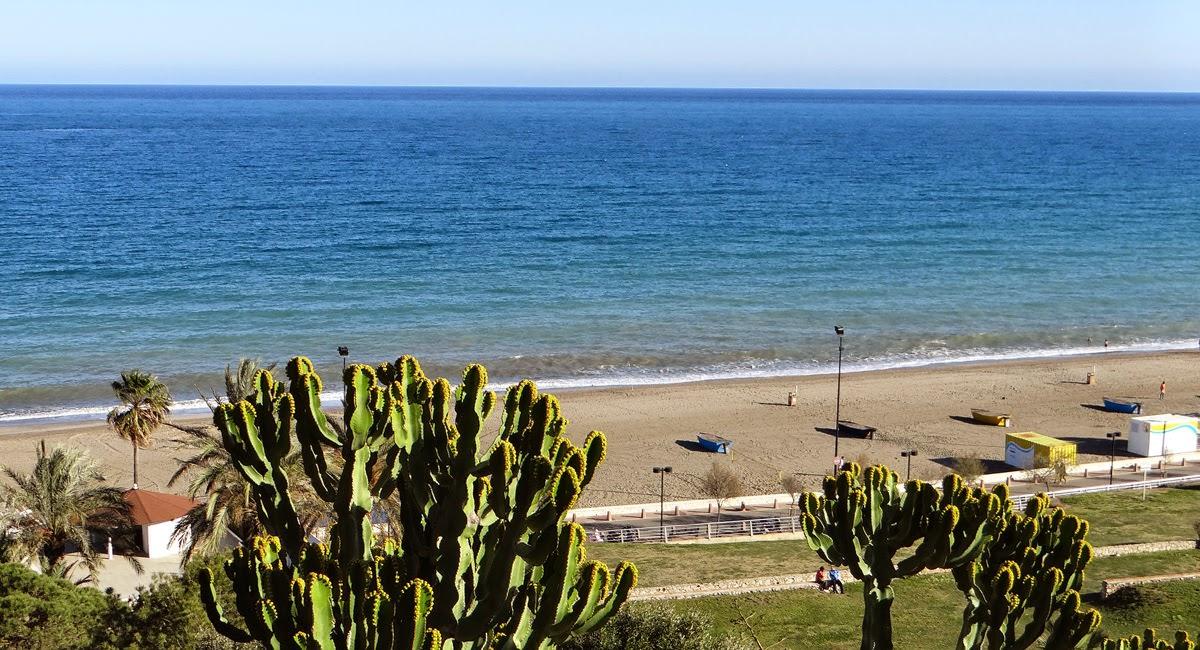 Strand El Egido El Castillo Fuengirola
