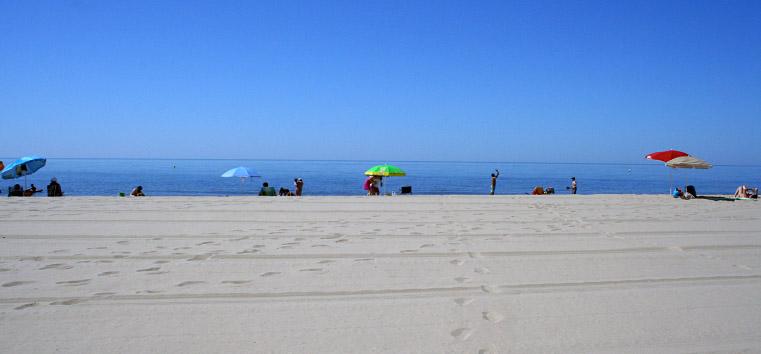 Strand Redondela