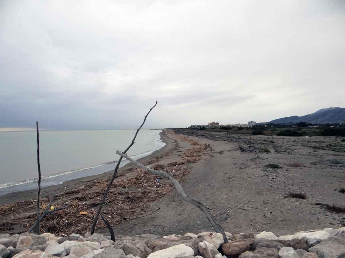 Strand Guadalhorce