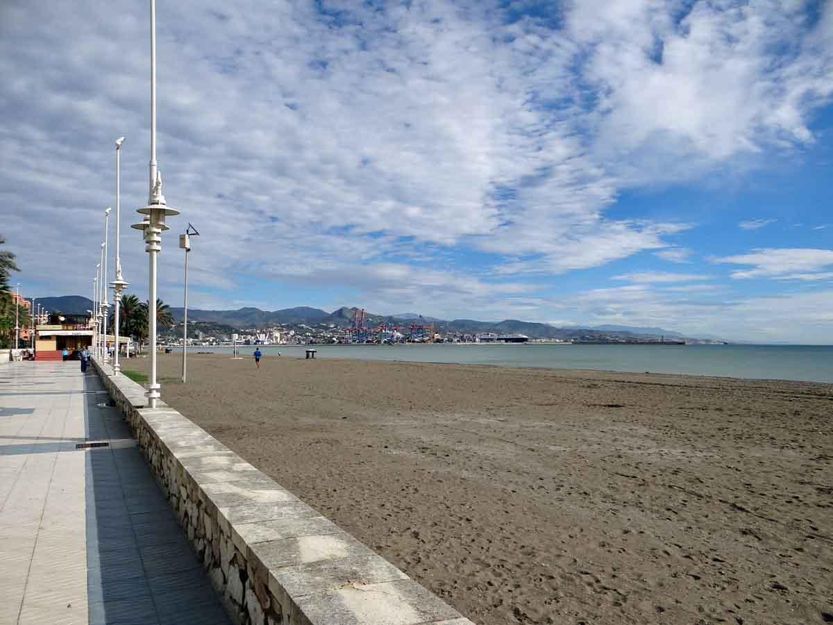 Strand La Misericordia