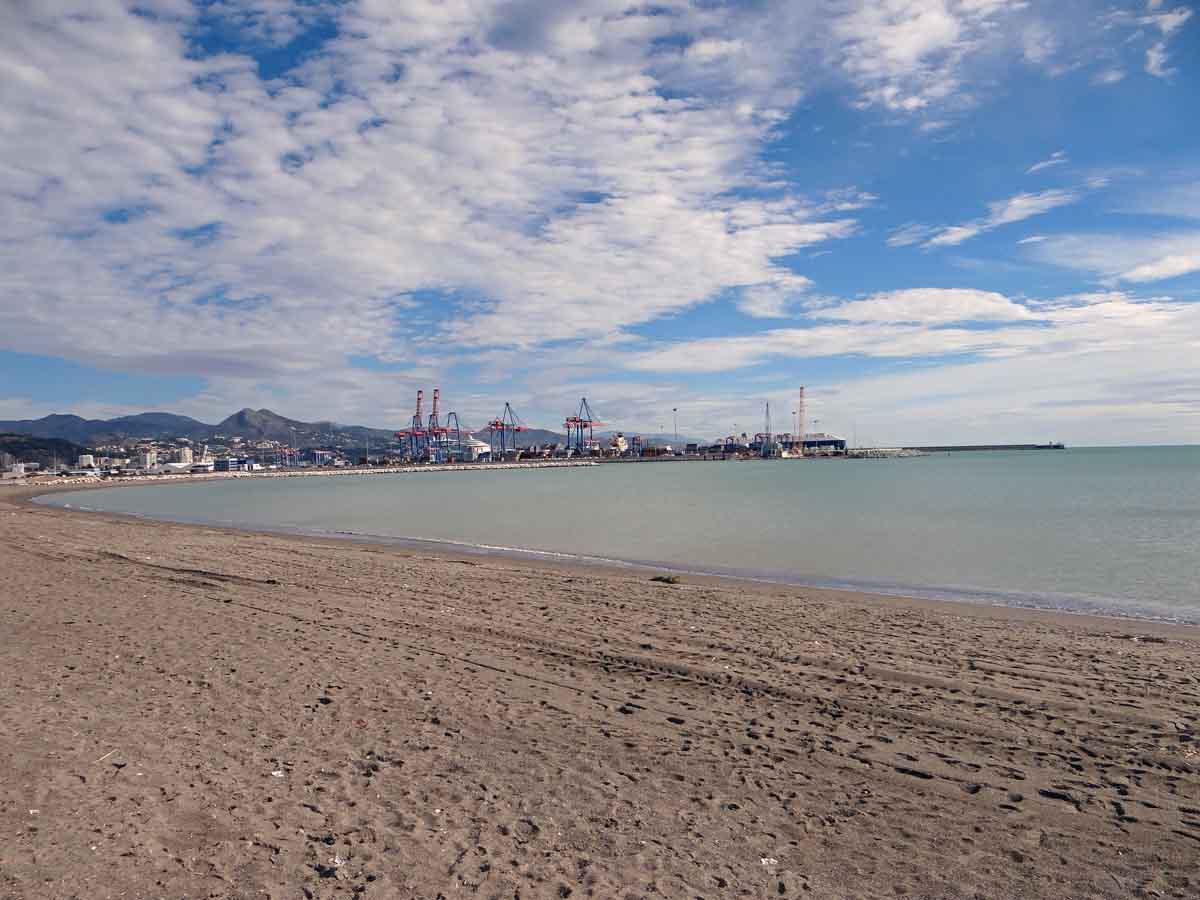 Strand San Andrés