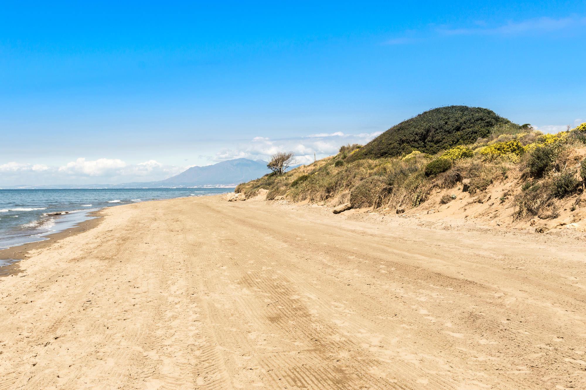 Strand Artola / Cabo Pino