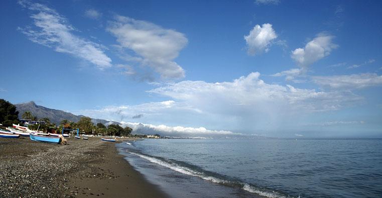 Strand Guadalmina