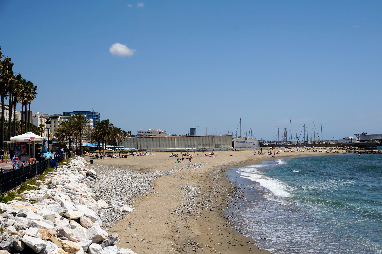 Strand La Bajadilla Marbella
