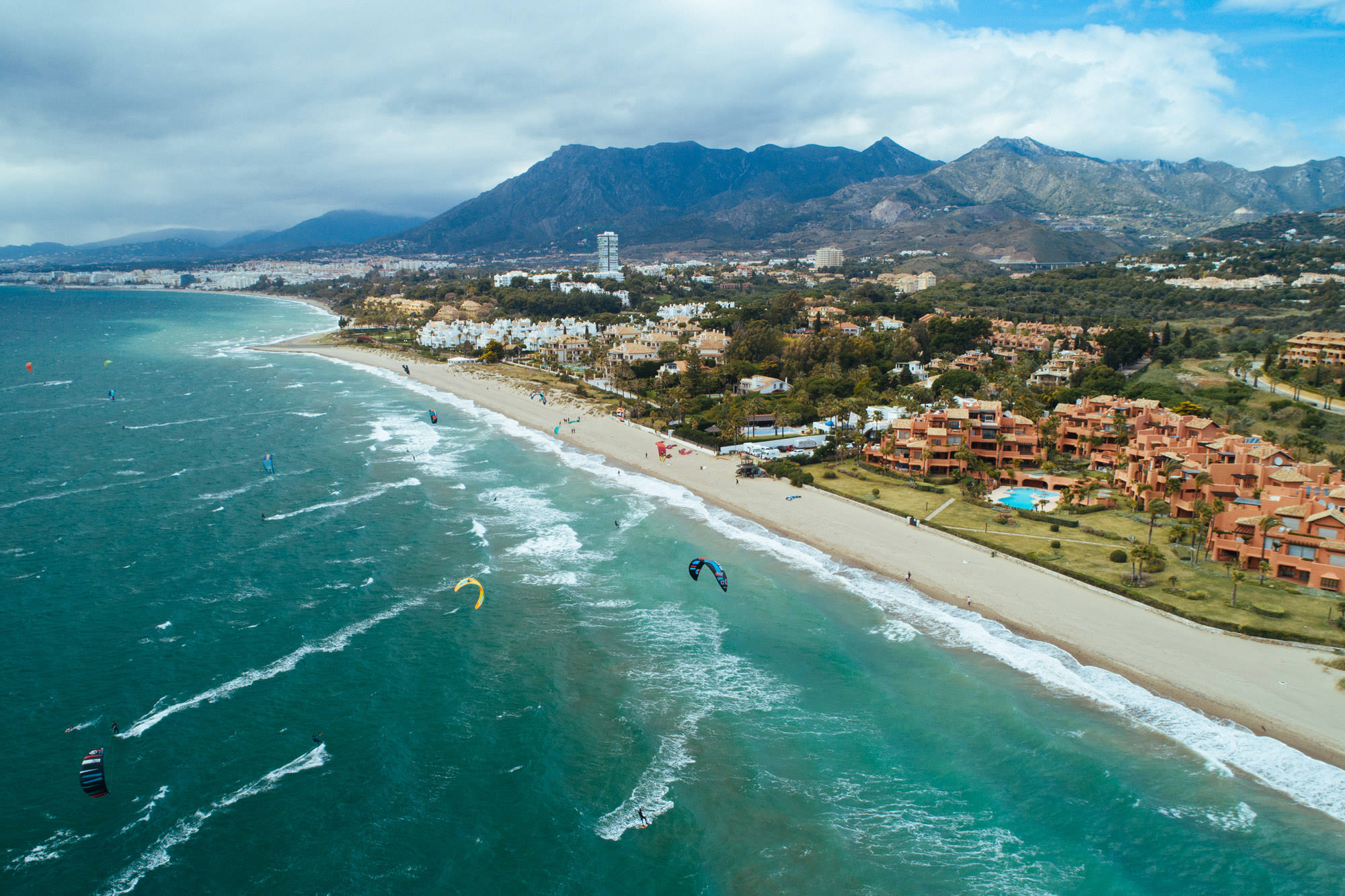 Strand Los Monteros