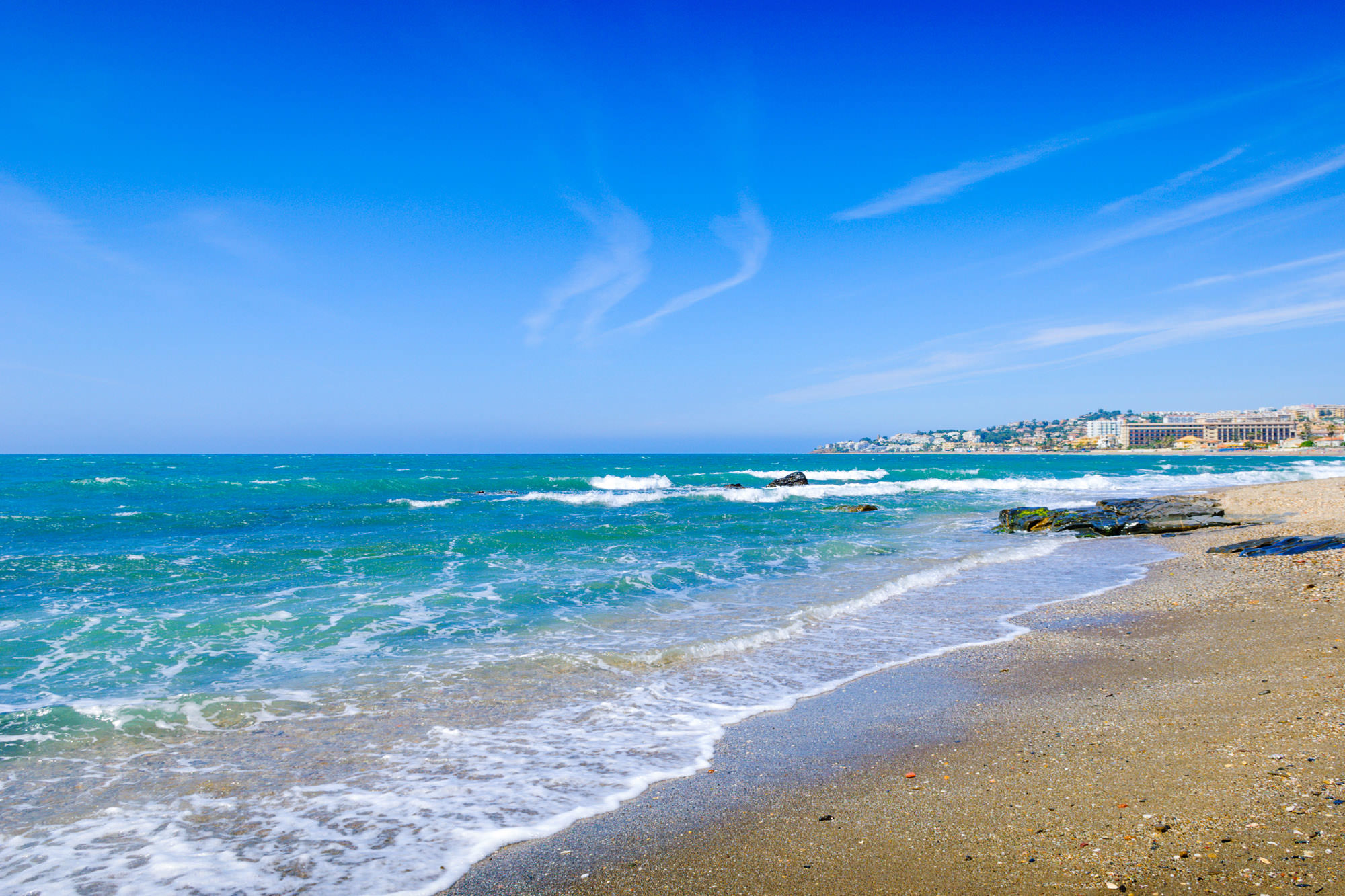 Strand El Chaparral