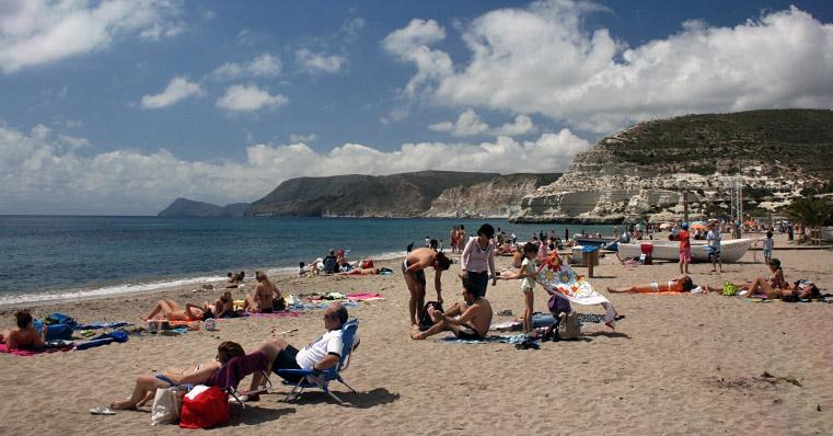 Strand Aguamarga