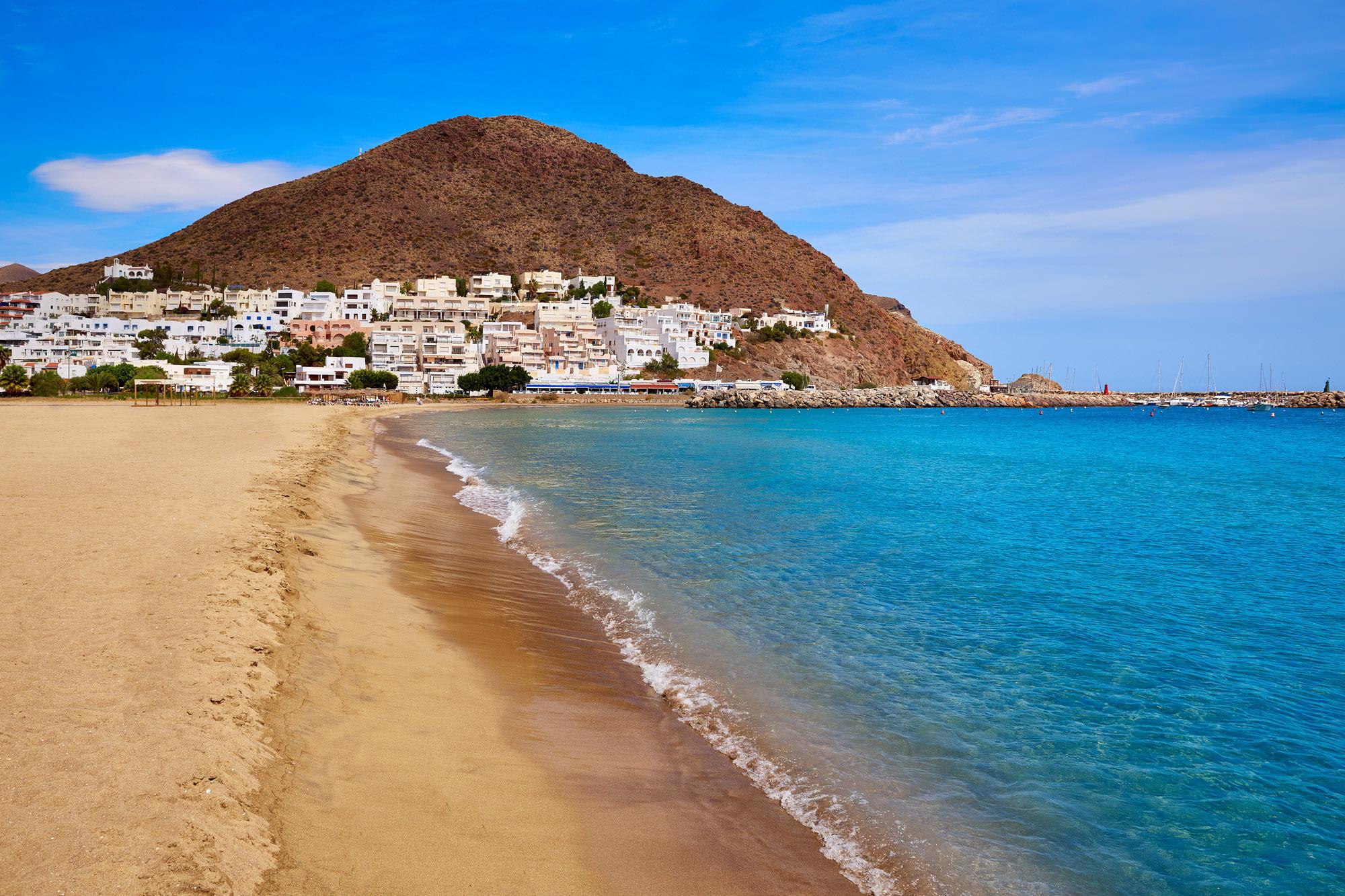 Strand San Jos 233 In N 237 Jar Andalusien 360 176