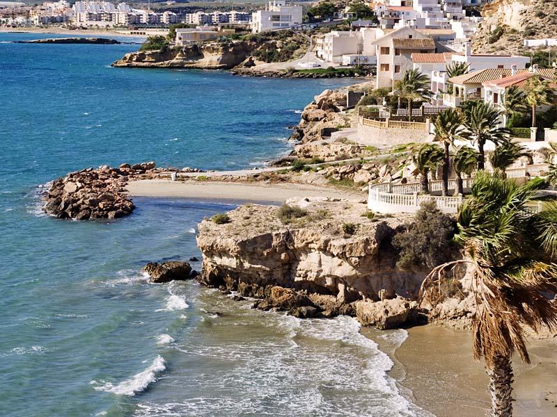 Strand Calipso / San Juan de los Terreros