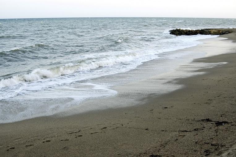 Strand La Bajadilla Roquetas de Mar