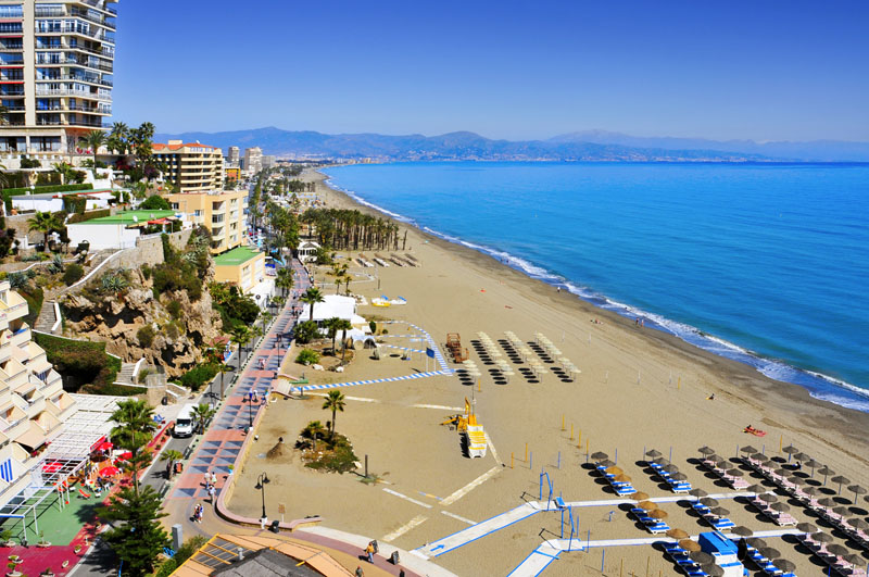 Strand El Bajondillo