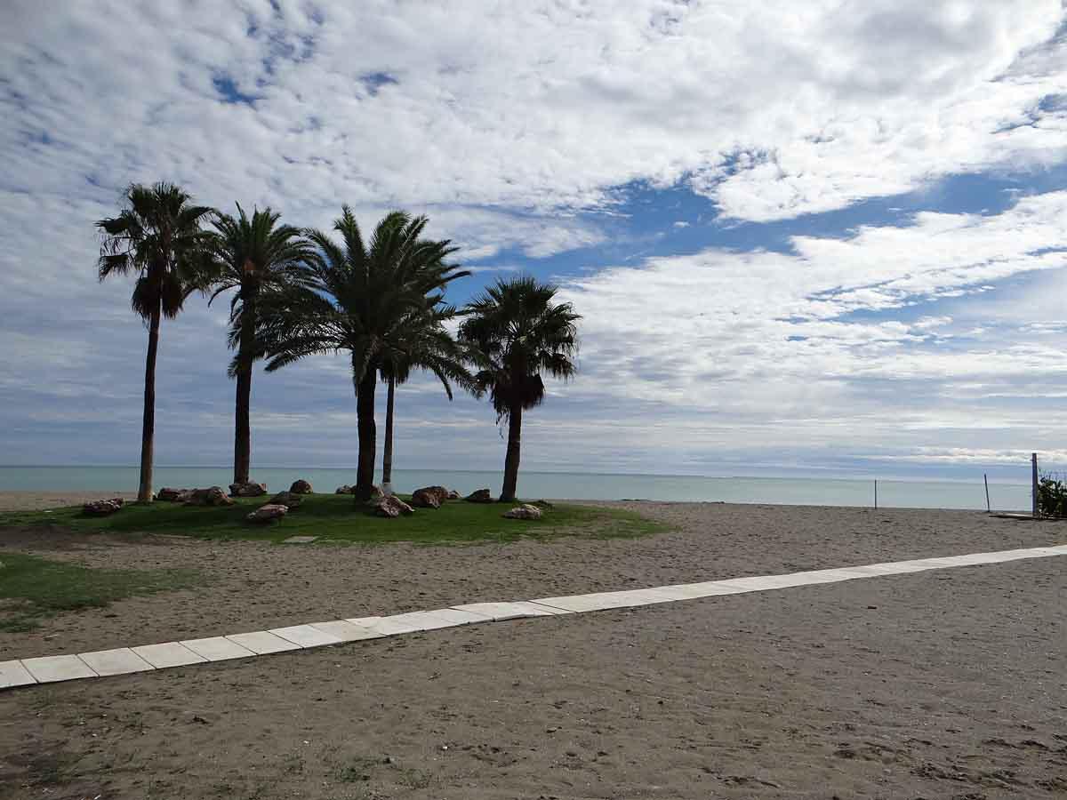 Strand Los Álamos / El Cañuelo
