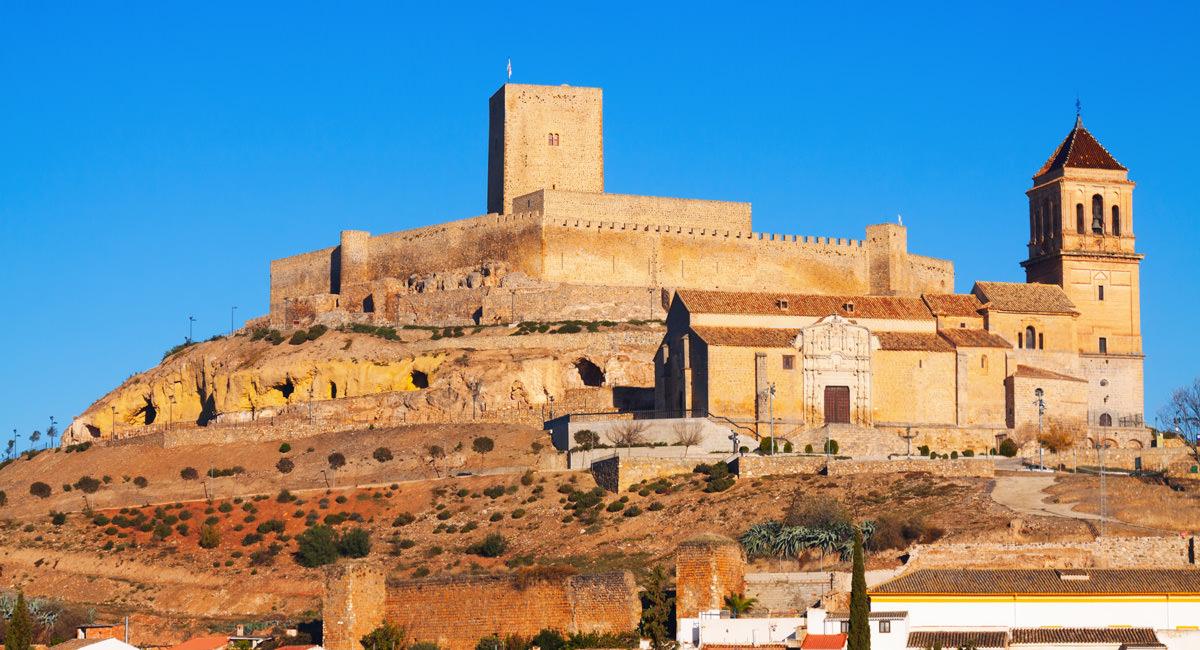 Burg Alcaudete