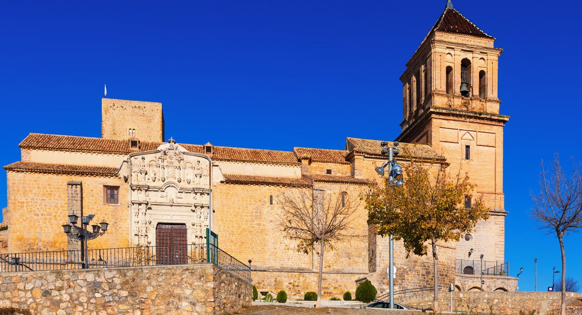 Kirche Santa Maria Mayor Alcaudete