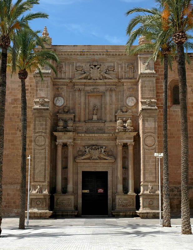 Kathedrale Almería
