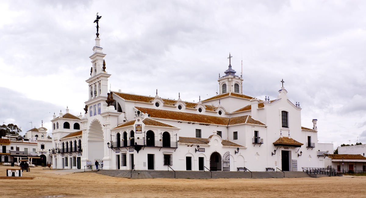 Wallfahrtskirche Ermita del Rocío