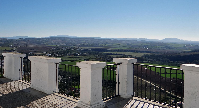 Balcón de la Peña Nueva Arcos de la Frontera