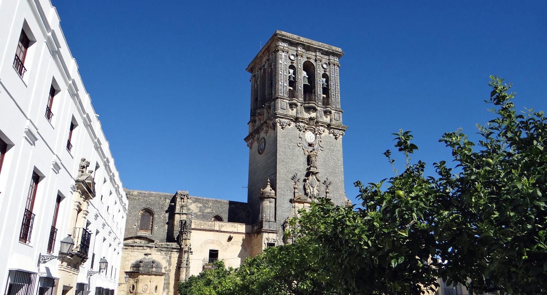 Basilika Santa María de la Asuncíon Arcos