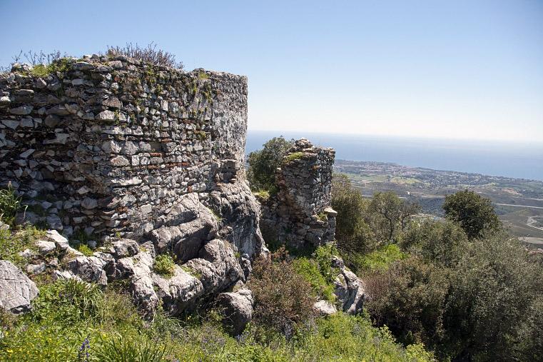 Burg Montemayor Benahavís