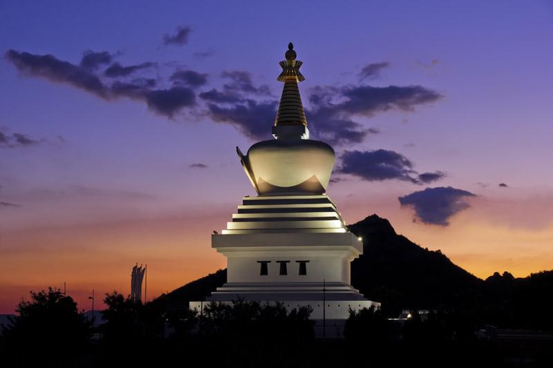 Stupa Benalmádena