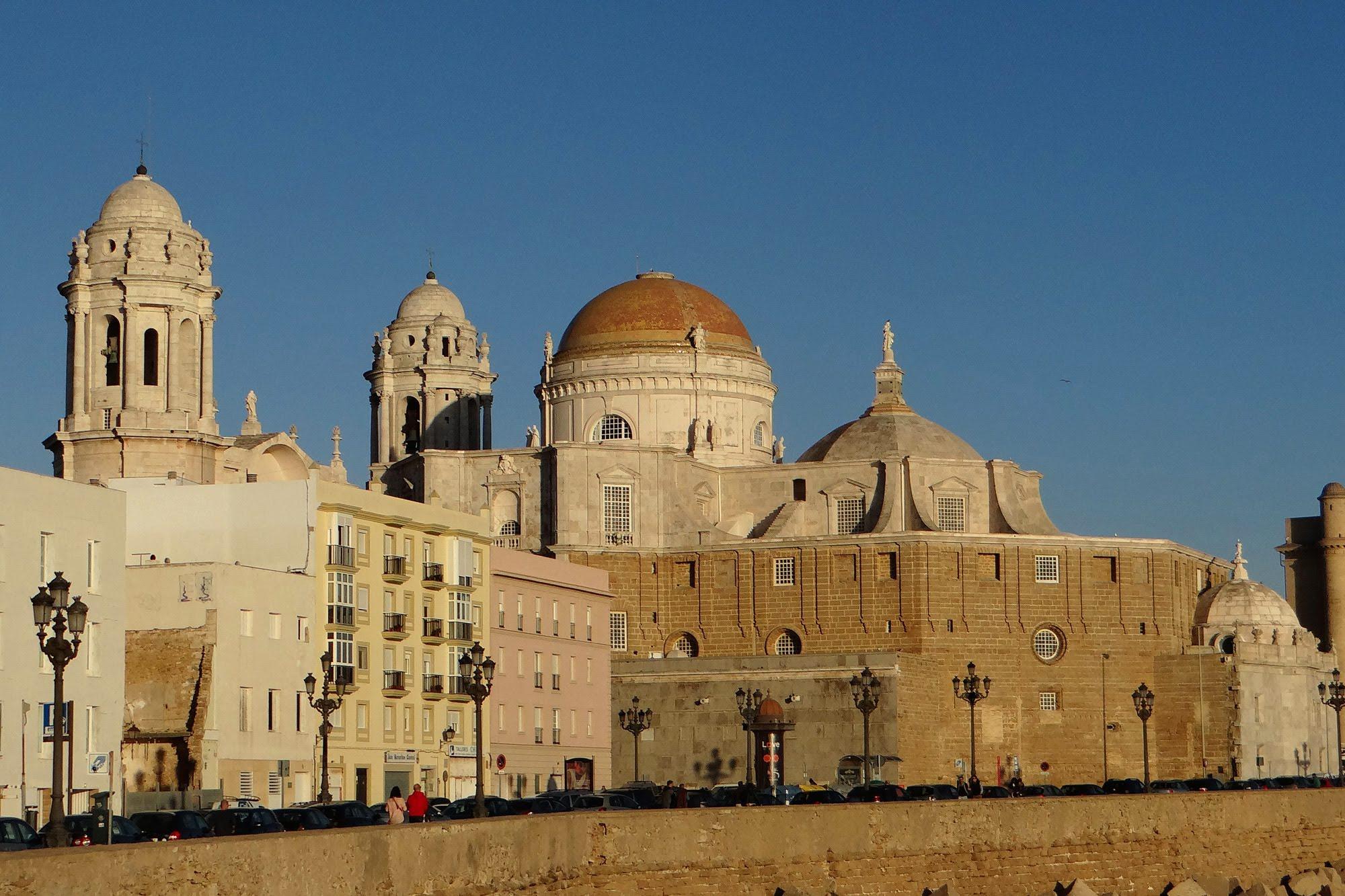 Kathedrale Cádiz