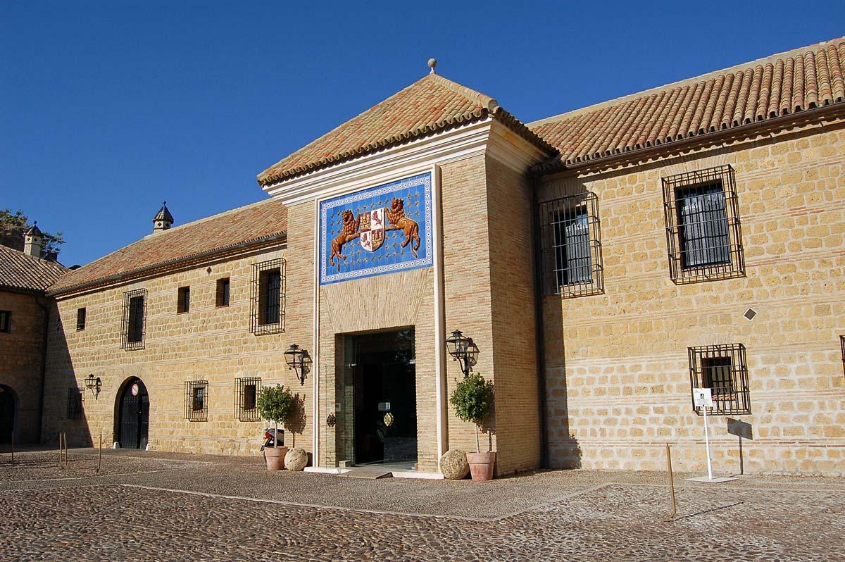 Palast Alcazar Carmona