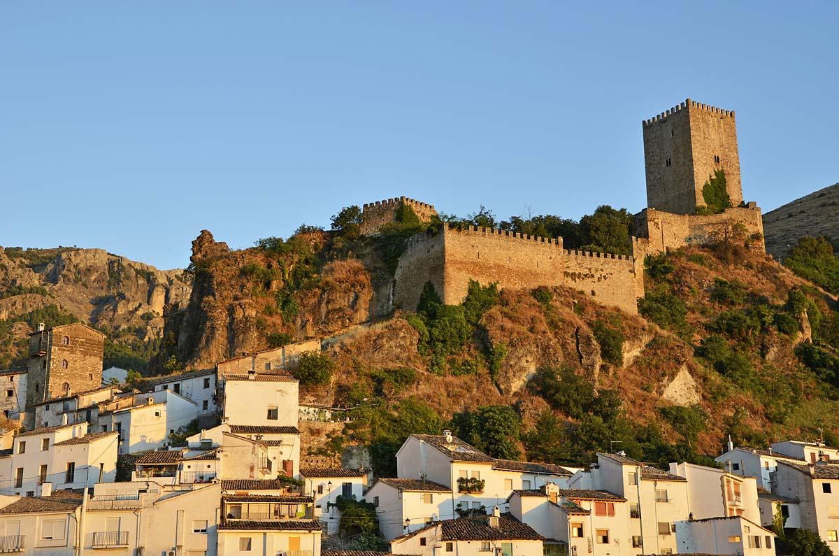 Burg Yedra Cazorla
