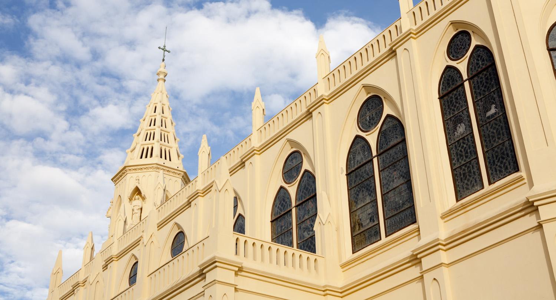 Kirche Santuario de Regla Chipiona