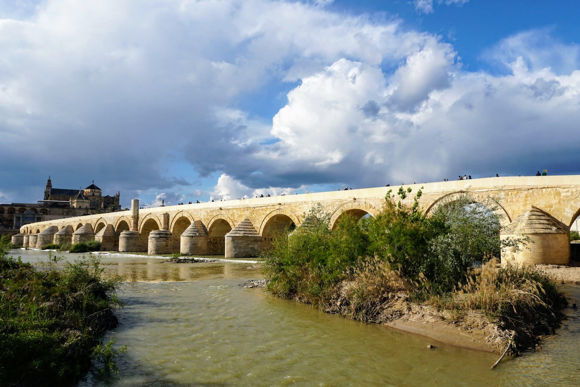 Römische Brücke Córdoba