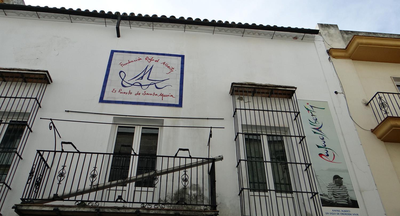 Stiftung Rafael Alberti El Puerto de Santa María