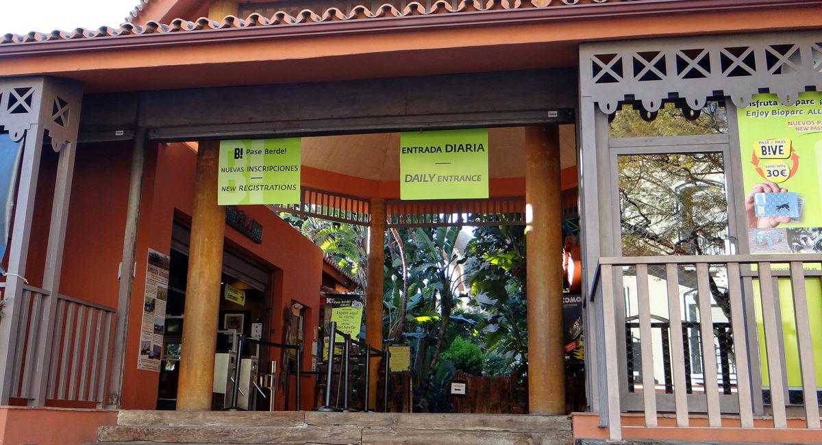 Zoo Bioparc Fuengirola