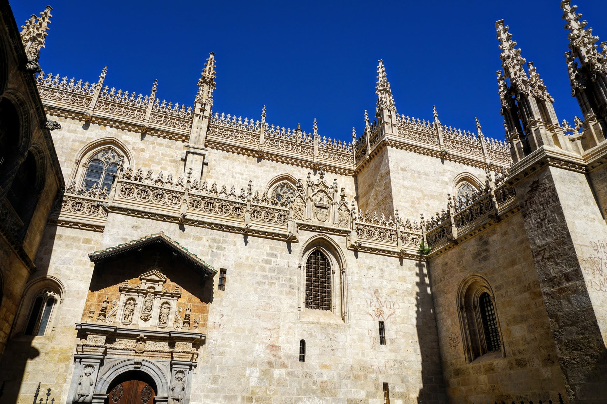Königliche Kapelle Granada