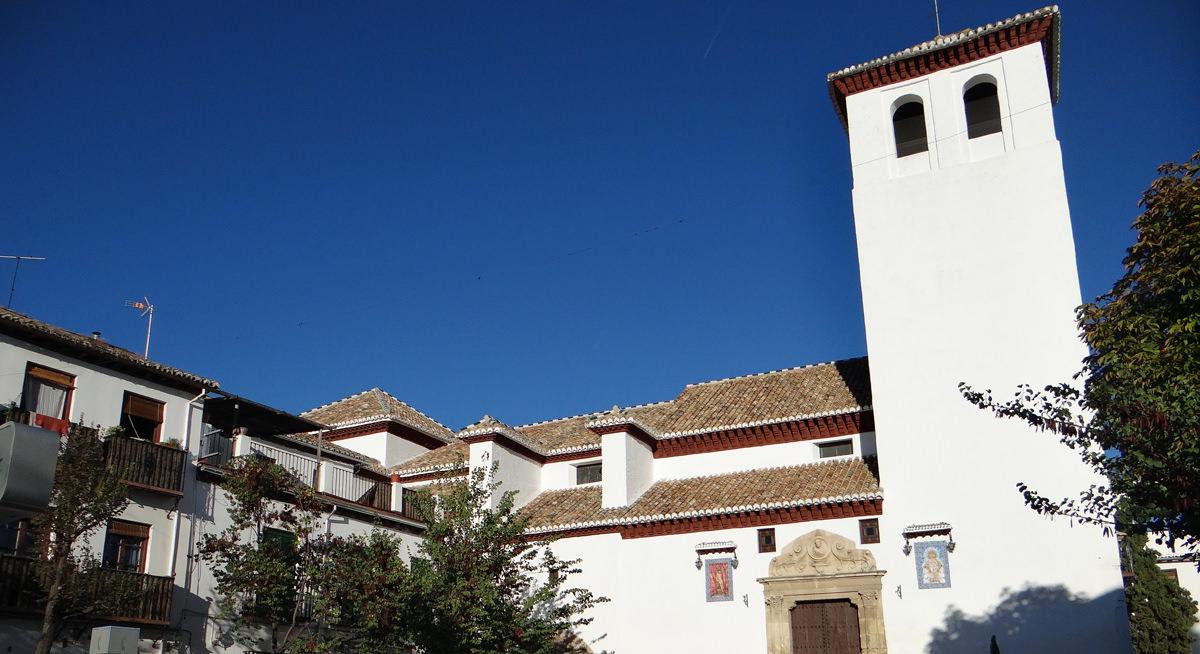 Kirche San Miguel Granada