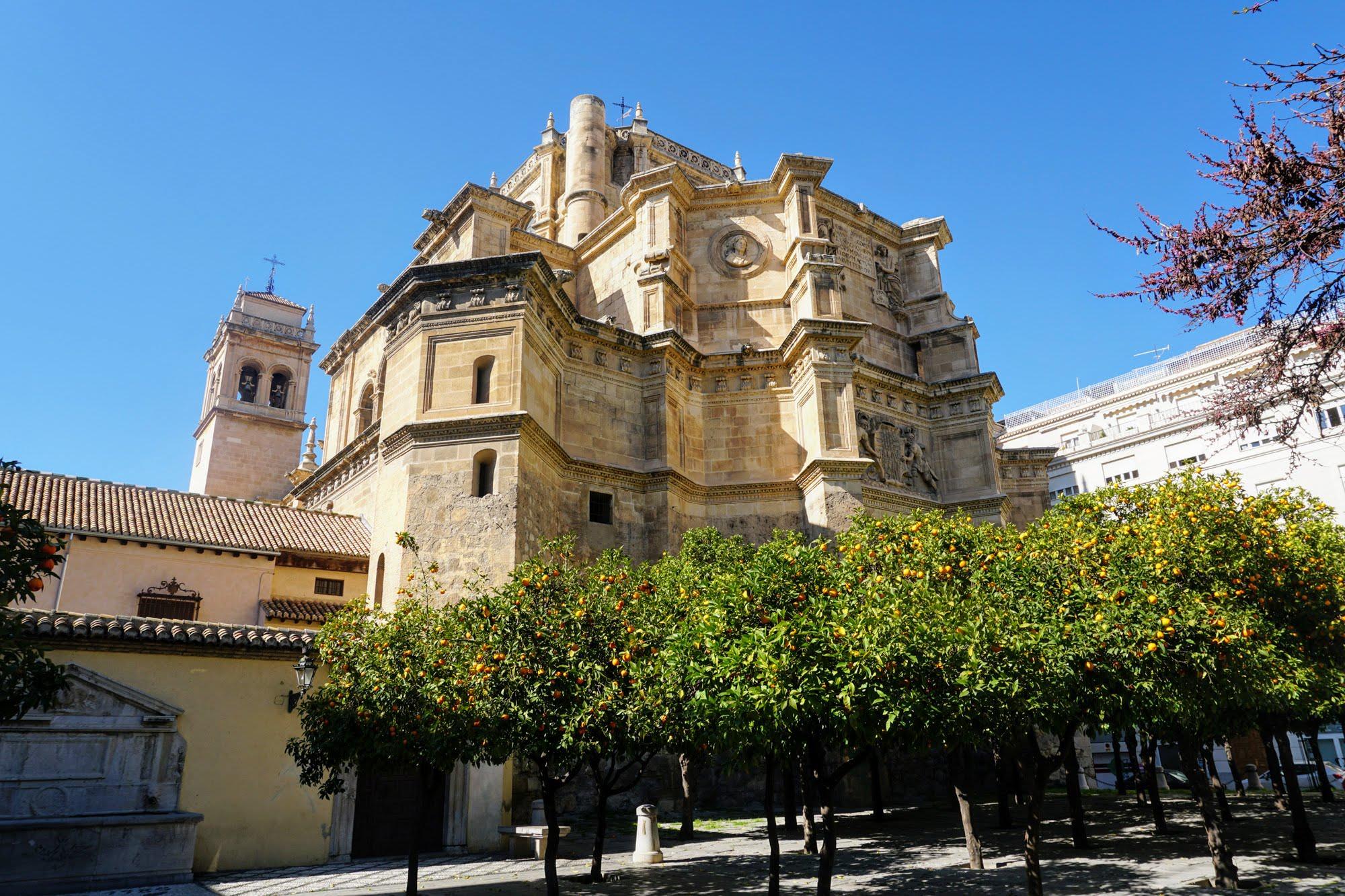 Kloster San Jerónimo Granada