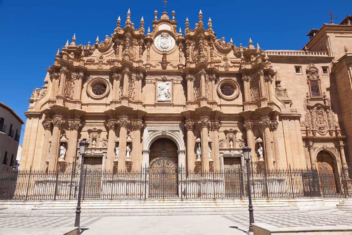 Kathedrale Guadix