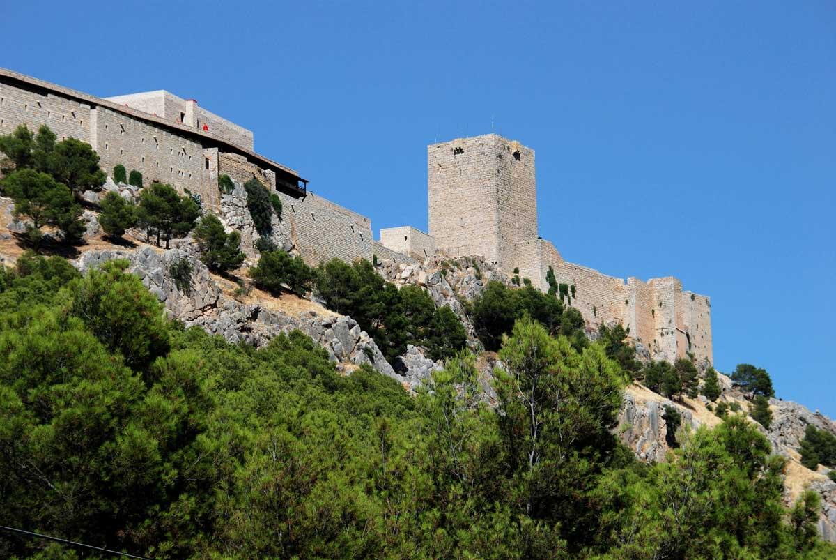 Burg Santa Catalina Jaén