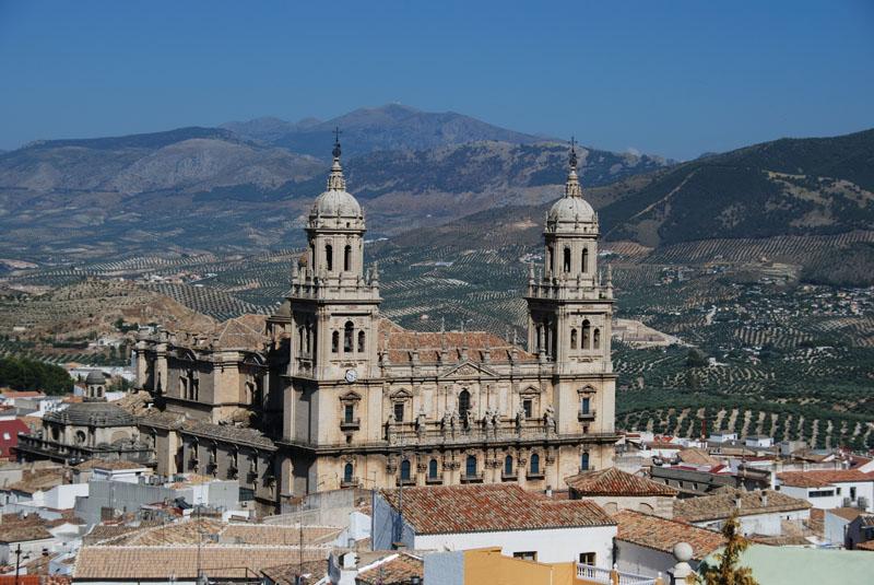 Kathedrale Jaén